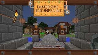 Immersive Engineering | Episode 14 | Tesla Coil Of Defense?