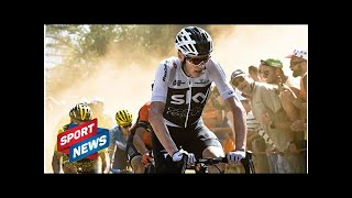 Tour de France: Chris Froome punched and spat at as Team Sky dominate