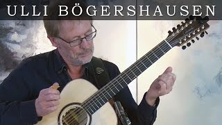 Kommet Ihr Hirten on 12-string guitar played by Ulli Boegershausen