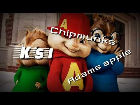 Ksi - Adams Apple ( chipmunks)