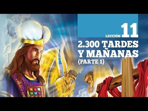 Biblia Fácil  - Ep. 11-  Temp. 4 - 2300 Tardes y Mañanas Parte I