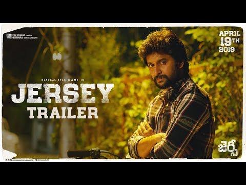 JERSEY Theatrical Trailer | Nani, Shraddha Srinath | Anirudh | Gowtam Tinnanuri