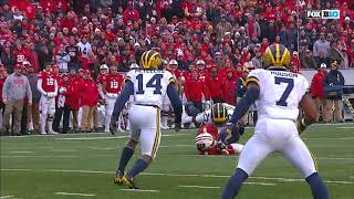 2017 - Michigan Wolverines at Wisconsin Badgers in  30 Minutes thumbnail