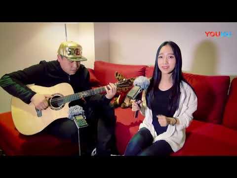 【郝浩涵梦工厂】吉他弹唱 对你爱不完 歌手  安安