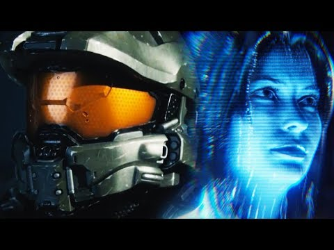 Halo 6 - Do Chief and Cortana LOVE Each Other!?