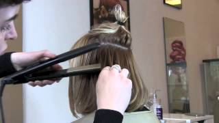 Mother of the Bride Hair Tutorial