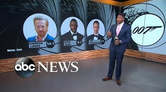 Who Will Be the Next James Bond? | Bets Are On