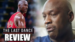 Michael Jordan's The Last Dance Is The Best Documentary in AGES & I'm not a sports fan REVIEW