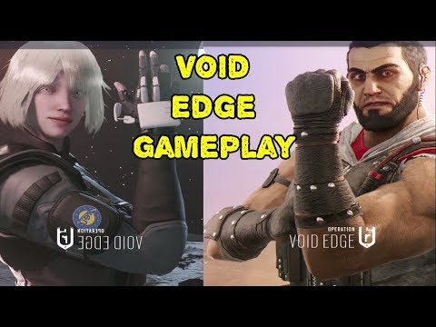 "I've Played The NEW Season & Oryx Will Change The Game - Rainbow Six Siege Void Edge "" Oryx & Iana """