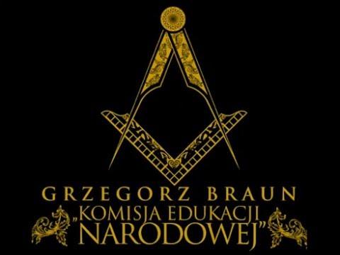 Grzegorz Braun KEN Komisja Edukacji Narodowej CAŁY WYKŁAD