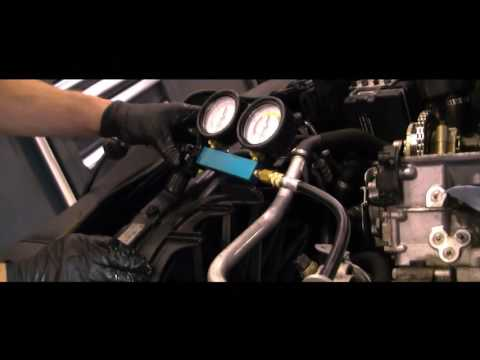 BMW E64 645CI N62 V8 engine - Valve stem seal replace