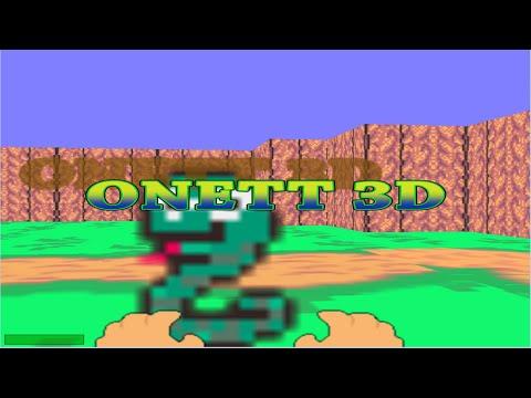 Fan Game Short: Onett 3D