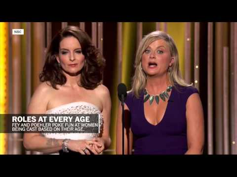 Top feminism moments at the 2015 Golden Globes