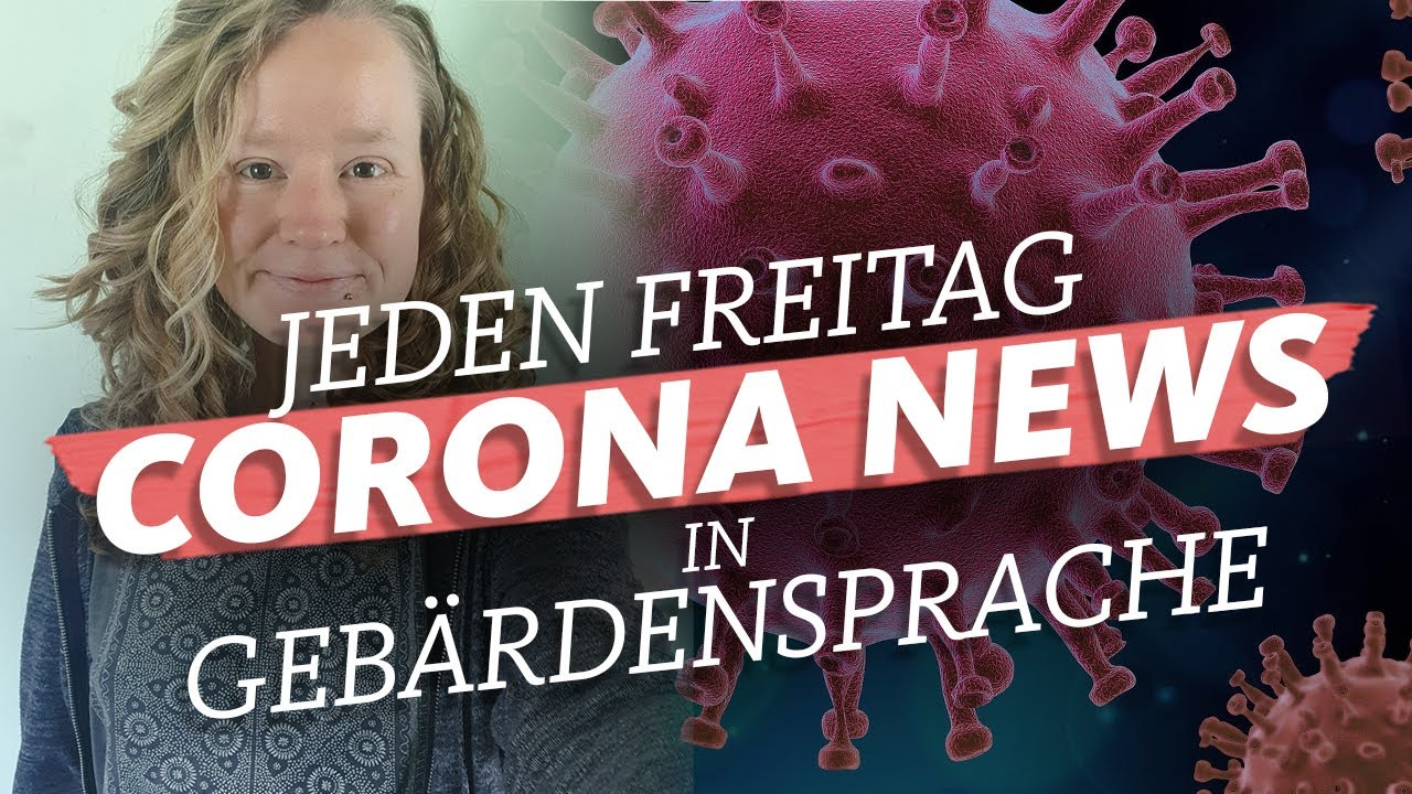 03.07.2020: News in Gebärdensprache