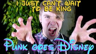 Repeat youtube video The Lion King - 'I Just Can't Wait to Be King' (POP PUNK COVER)