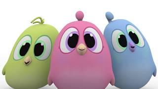 Giligilis Slide Fun | Kids Songs | Cartoons & Baby Songs by Lolipapi | NEW