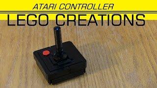 LEGO ATARI CONTROLLER