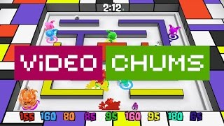 Chompy Chomp Chomp Party Gameplay | WiiU