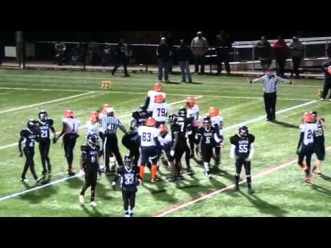 11-13 Columbia Ravens 2011 Season Football Highlights - MD State Champs!!!