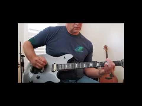 AC/DC Hells Bells Guitar Cover -  EVH Wolfgang, Fractal AX8