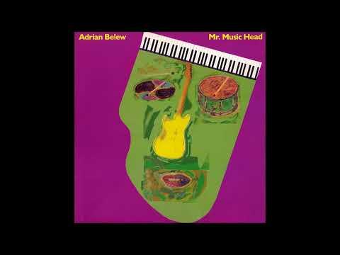 Adrian Belew - Mr. Music Head (1989) [Full Album]