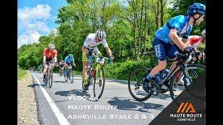Vlog 44 Haute Route Asheville (Stage 2 & 3)