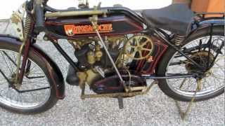 1922 Motosacoche restored by Von Dutch