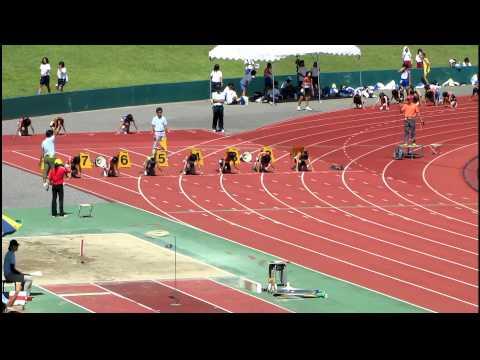 ●20110910_中学・東播地区新人総体_1年女子100m予選4~6組