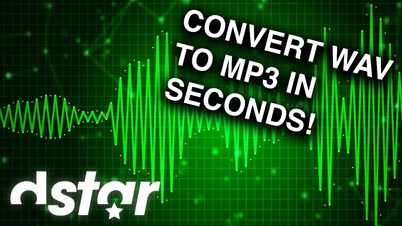 the BEST free WAV to MP3 converter - period