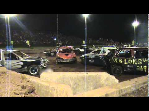 Lebanon Area Fair Demolition Derby Compact Class