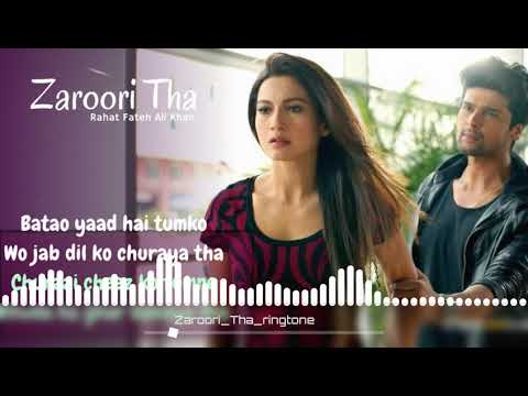 Permalink to Zaroori Tha Mp3 Download Song Mp3
