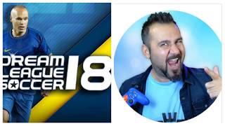 Dream League Soccer 2018  Türkçe Spiker Montajı