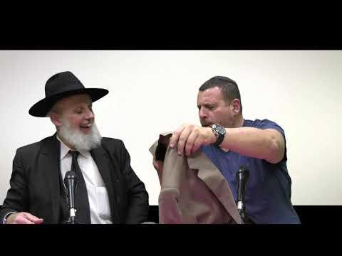 CHAATNEZ 6 - LE COL ETAIT CHAATNEZ, QUI VA LE REPARER ? - Rav Chalom Levy et Fabrice Mamou