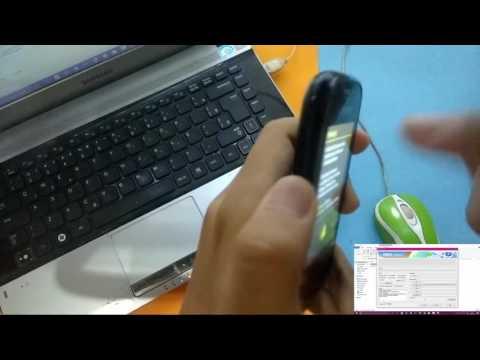 Como Recuperar Samsung Galaxy Pocket Plus | Voltar para Rom de Fabrica | 2017