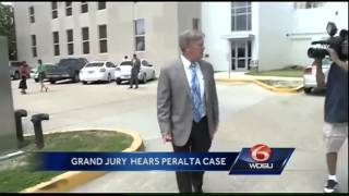 Grand jury hears Peralta case