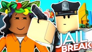 THE UNSTOPPABLE CRIMINALS!! Roblox: Jailbreak