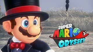 SUPER MARIO ODYSSEY #15 - Elegância num Reino Peculiar! (Nintendo Switch Gameplay)