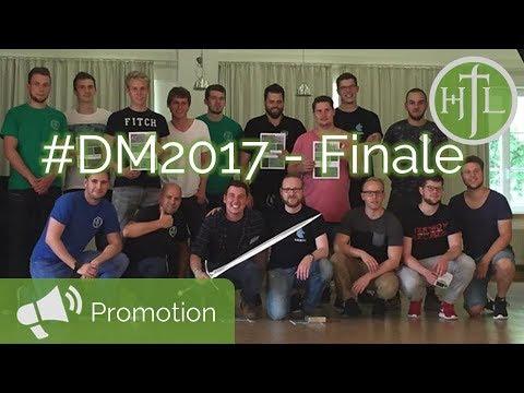 VLOG DM 2017 Tag #3 - Der Deutsche Meister 2017 wird gekürt