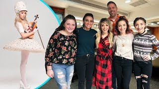 Hanging Out with Lindsey Stirling! | 12 Days of Vlogmas Day #3