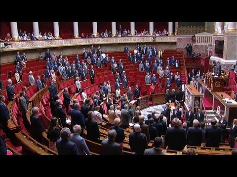 Attentat à Istanbul: minute de silence à l'Assemblée