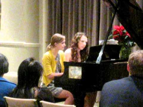 Carol of the Bells Piano Duet