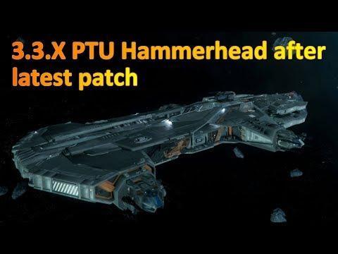 3.3.X PTU-N Hammerhead after latest patch