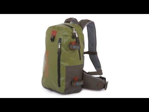 Fishpond Westwater Waterproof Fly Fishing Backpack