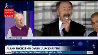 Beyaz Perdenin Getirdikleri - Ali Hakan & Altan Erkekli - 12 Nisan 2019 - KRT TV