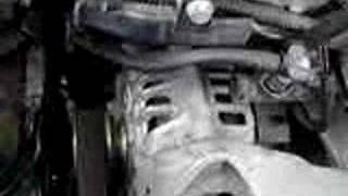 bruit moteur scenic à chaud