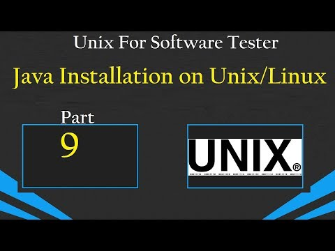 Unix : For Software Testers-Day 9 : Java Installation on Unix