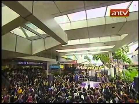 Audrey Seandainya live MANTAP ANTV