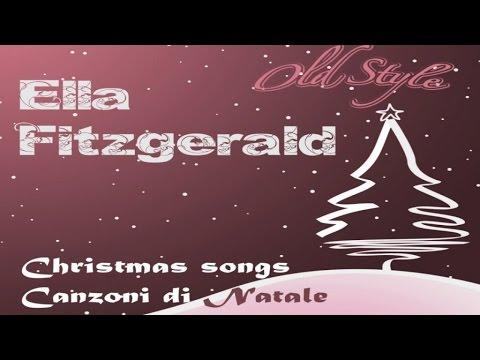 Ella Fitzgerald - Christmas Songs Full Original Album - Natale