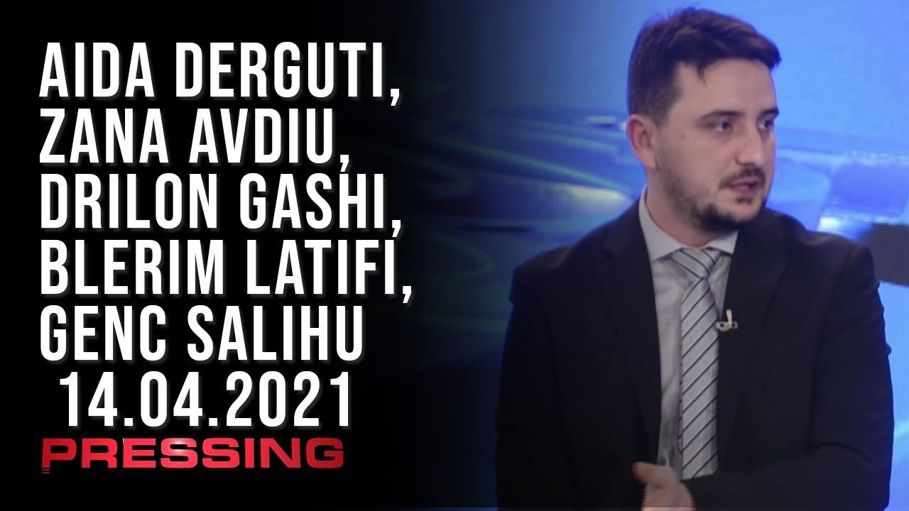 PRESSING, Aida Derguti, Zana Avdiu, Drilon Gashi, Blerim Latifi, Genc Salihu – 14.04.2021