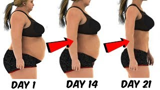 5 Minutes To a Sexy Slim Waist - Lose Belly Fat & Tone Your Body